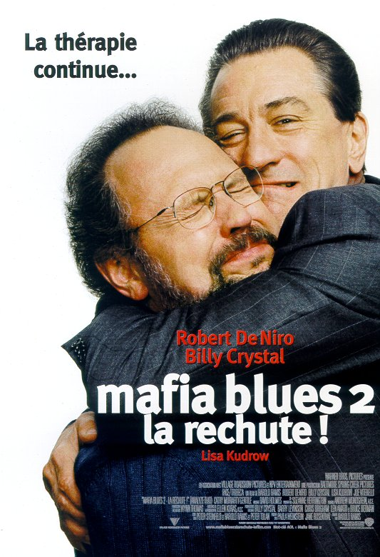 Mafia Blues 2 - la rechute affiche